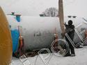 Стеклопластиковые емкости для воды