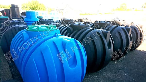 Септики накопительные подземные для сточных вод